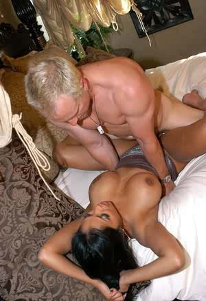 Naughty Indian babe Priya Rai gets a big cock inside of her cunt